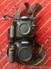 фотоаппарат Nikon D5000 и D5200