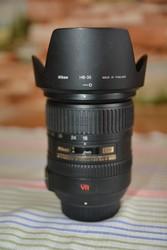Объектив Nikon AF-S DX NIKKOR 18-200mm f/3.5-5.6G